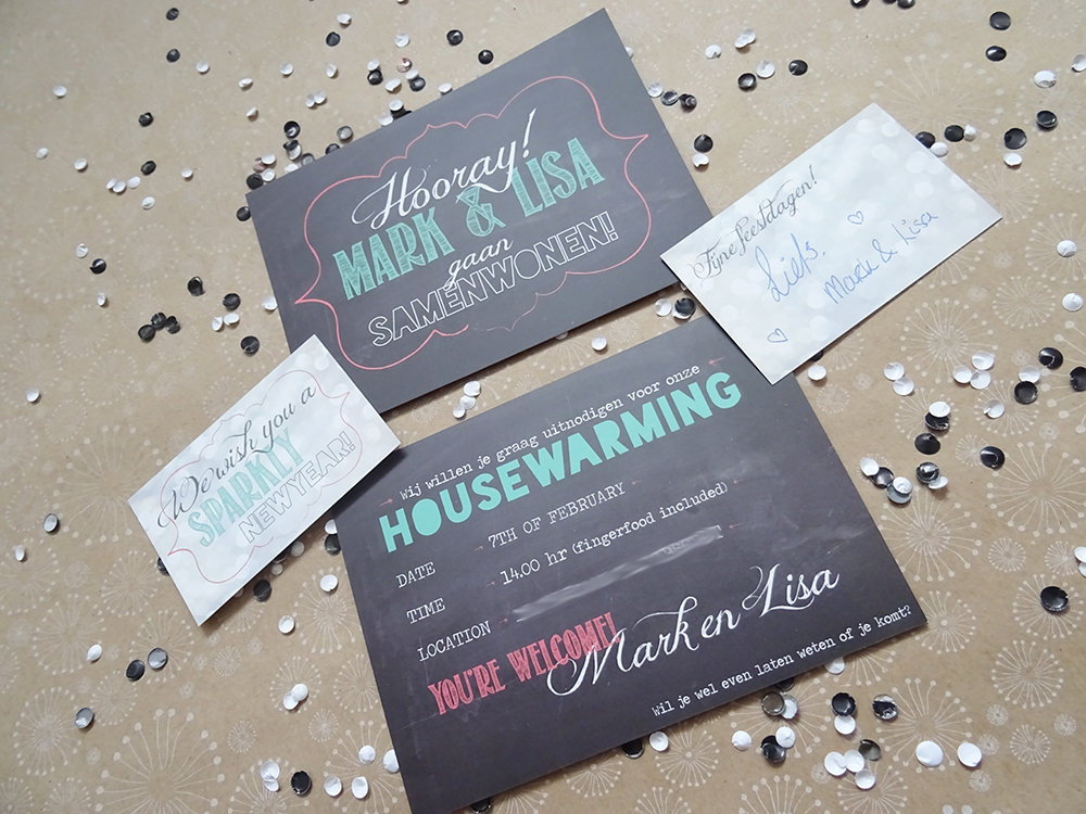 mark & lisa - housewarming